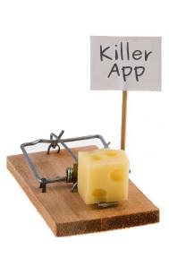 killer app mouse trap