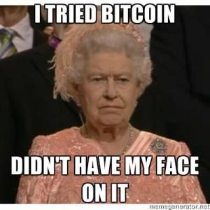 queen bitcoin